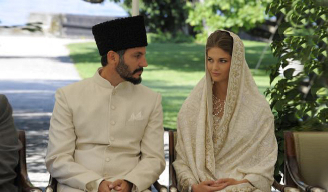 Model kendra spears got married to prince rahim aga khan provocative