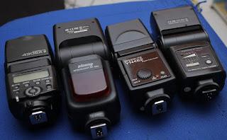 harga Jual Flash External Nikon - Canon Second