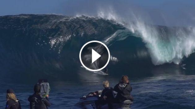 Slab Saturday - Big Wave Surfing