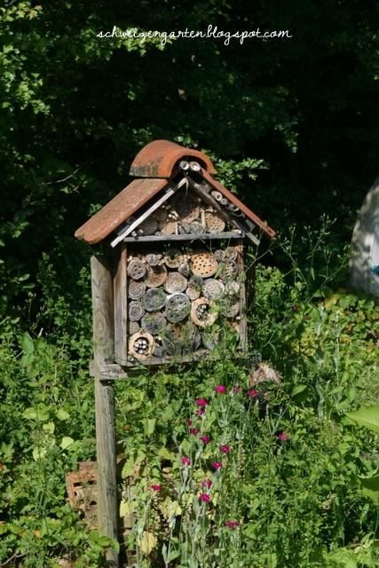 Ein schweizer garten wildbienenhotel for Designhotel mit kindern
