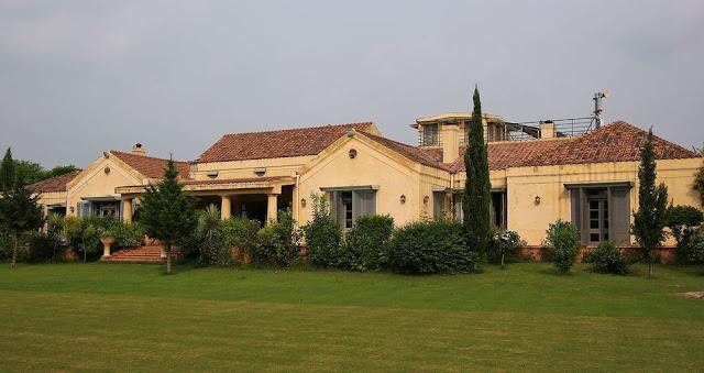 Imran Khan Bani Gala Residence