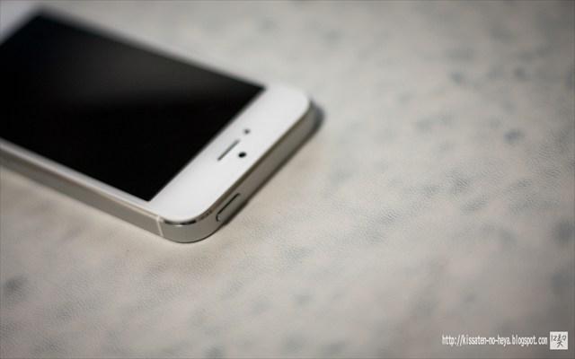 iPhone5の電源関連についてApple Careでやり取りした話し.