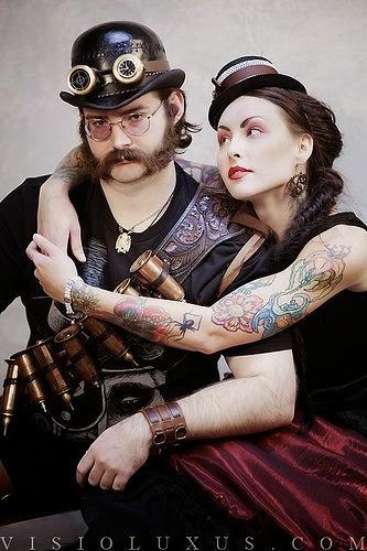 tatuajes estilo steampunk belagoria la web de los tatuajes