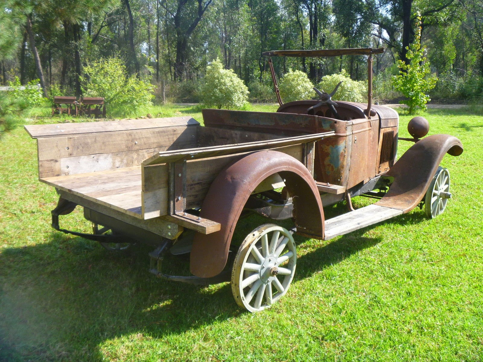 My 1928 chevrolet 1927 aussie chev ute for restoration for 1928 chevrolet 2 door coupe for sale