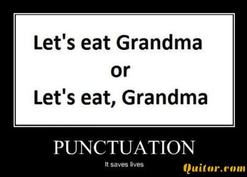 punctuate meaning