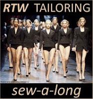 RTW Tailoring Sewalong