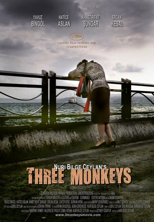 Üç Maymun – Three Monkeys (Yerli Film) Full İndir
