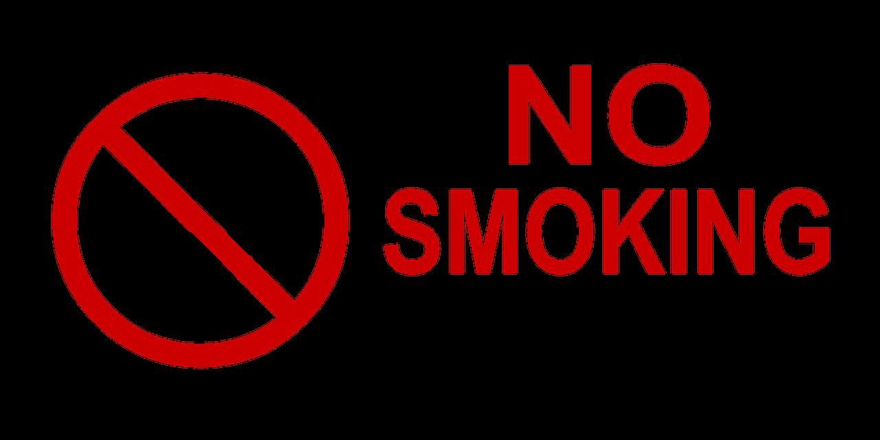 http://pixabay.com/en/no-smoking-smoking-smoke-41752/