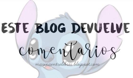Este blog devuelve comentarios