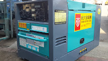 防音型柴油400A電焊機