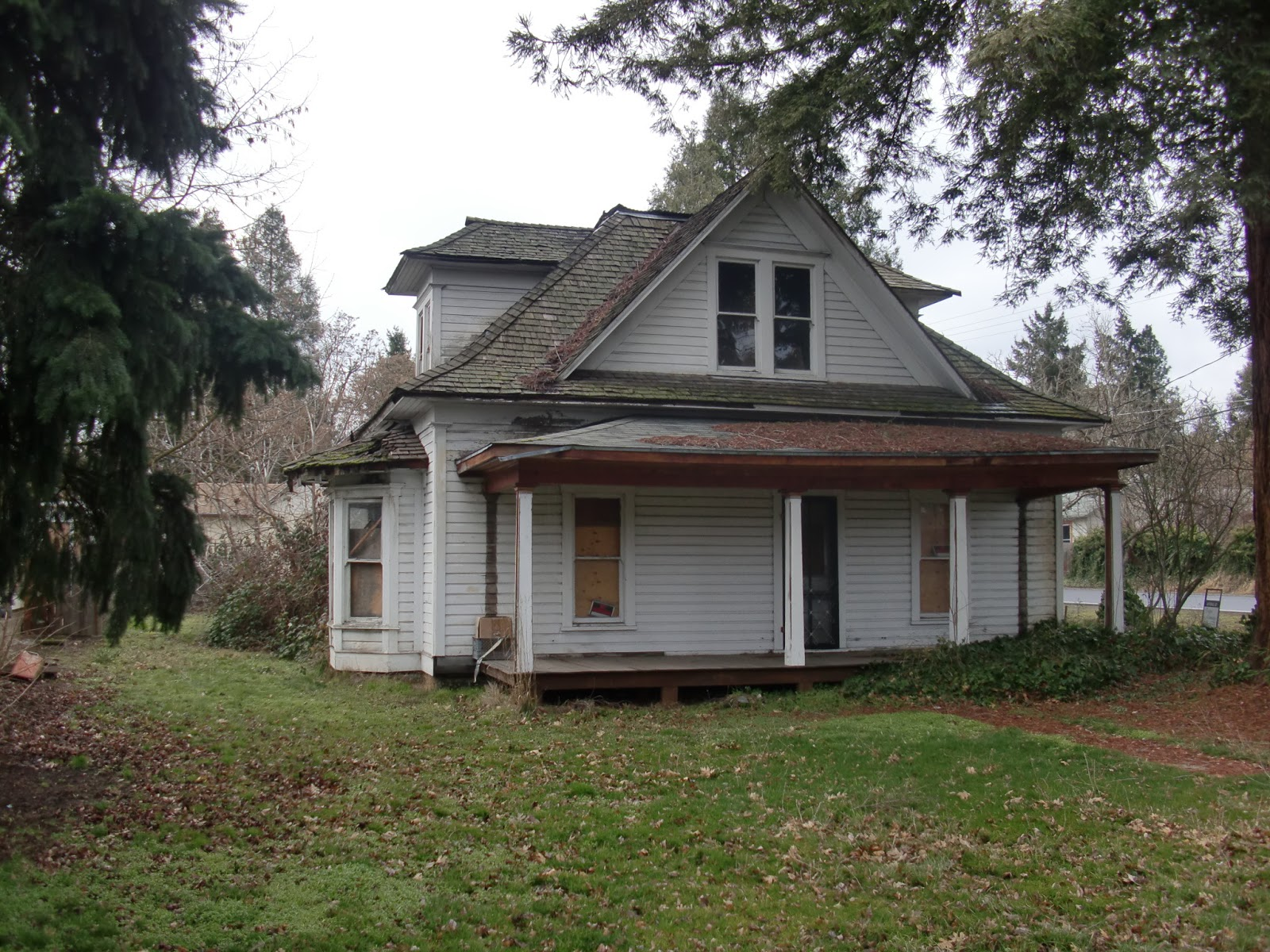 The preserveoregon blog the future of 100 year old for Classic house phoenix
