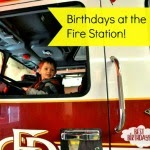 Fire Station Party  |  Best Birthdays