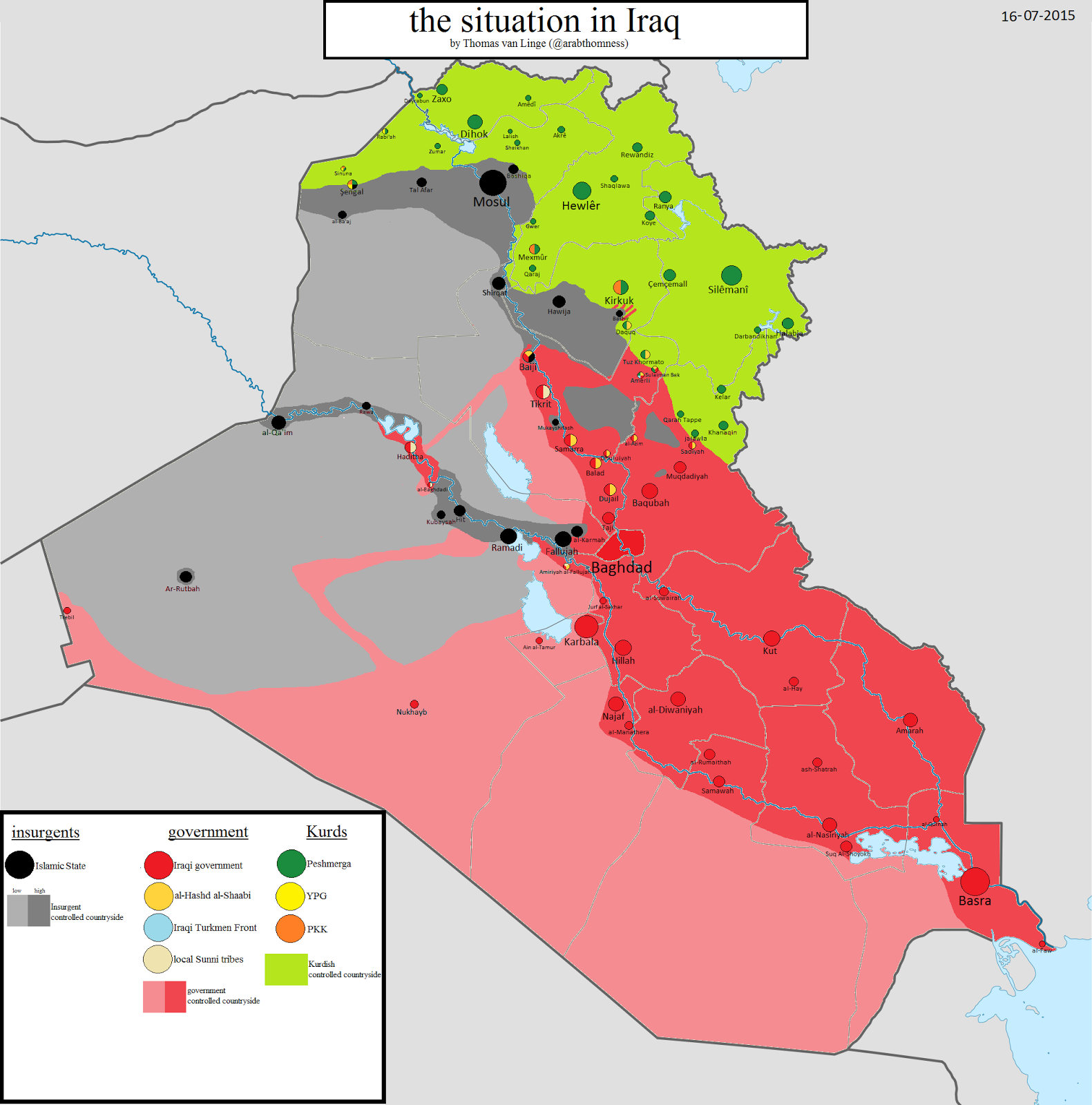 EagleSpeak 07012015 08012015 – Mapa De Iraq