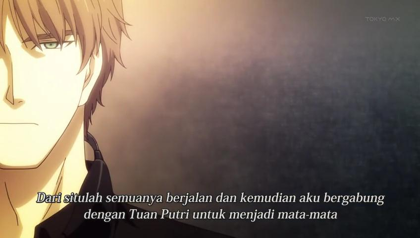 1 Jormungand Perfect Order ( Season 2 ) Episode 2 [ Subtitle Indonesia ]