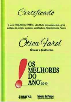 MELHORES DO ANO 2013