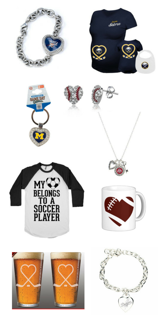 Valentine's Day gifts for sports fans