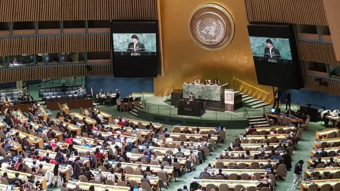 La ONU proclamó el 2019 como Año Internacional de Lenguas Indígenas