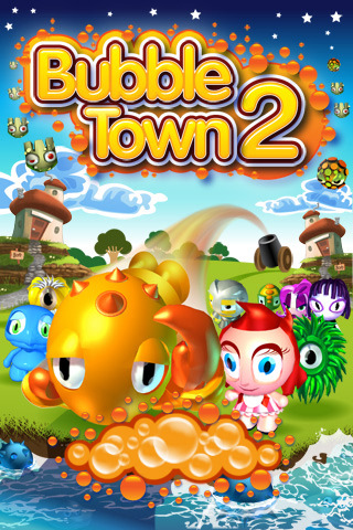 free online games bubble town