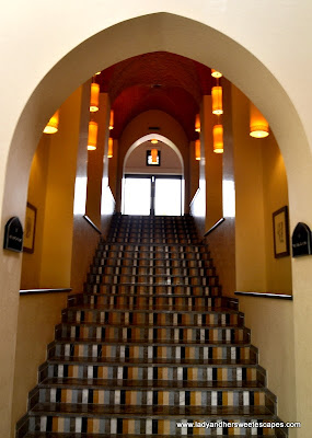 Traditional Architecture at The Cove Rotana