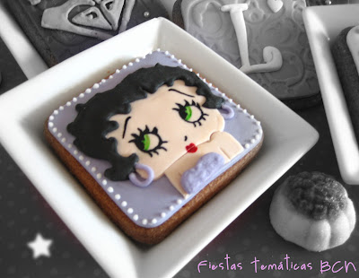Galleta Betty boop