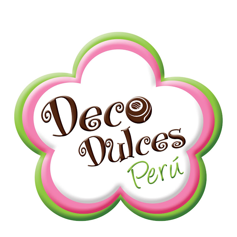 Logotipo Decodulces Perú