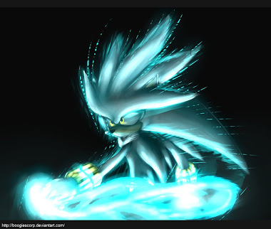 SILVER THE HEDGEHONG