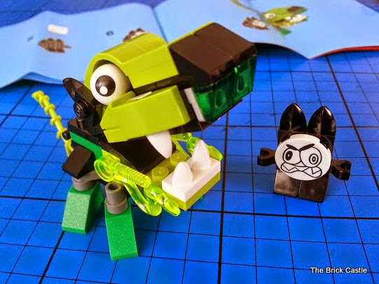 LEGO Mixels Series 3 - Glurt 41519 and Nixel