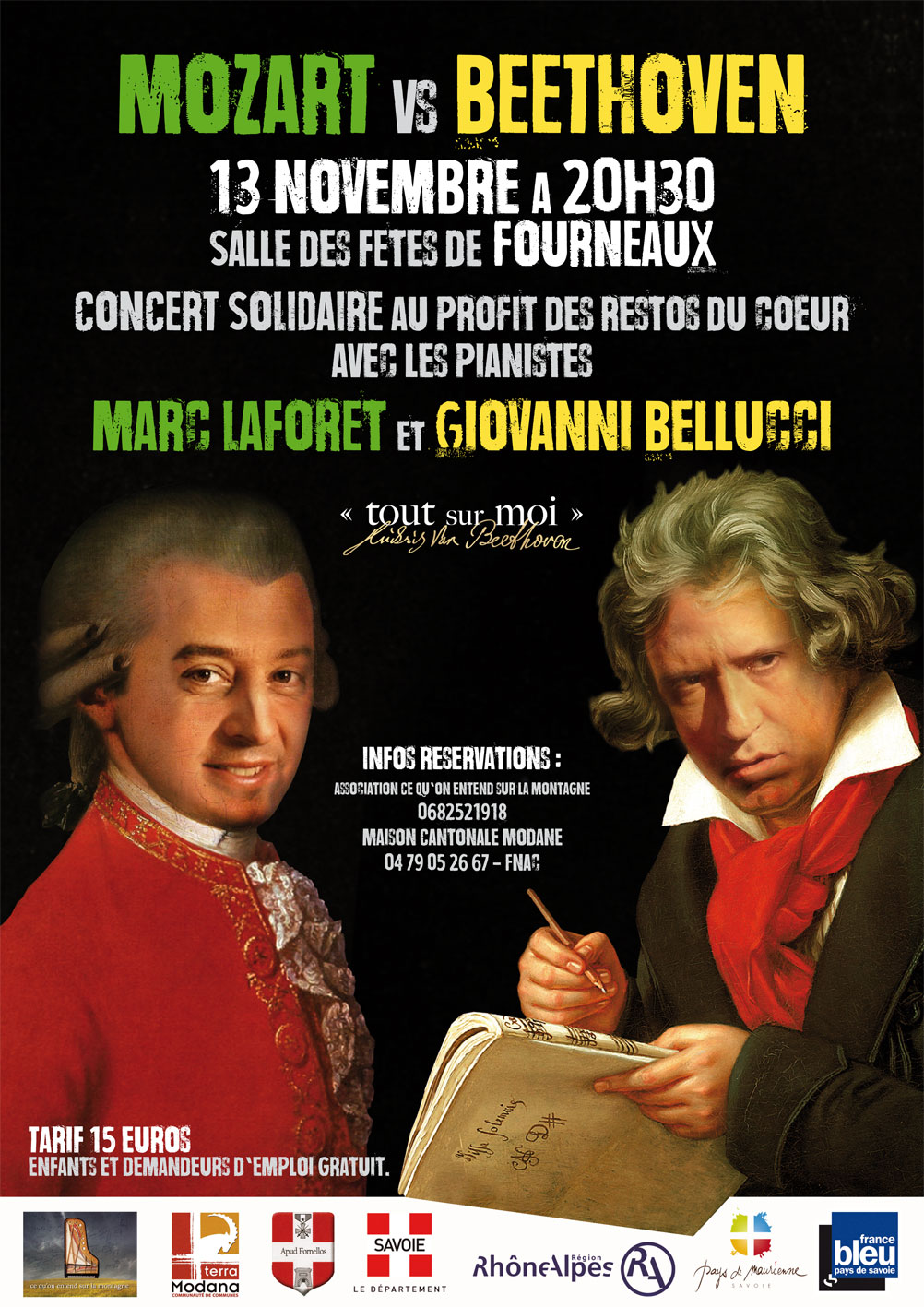 beethoven vs mozart essays The three periods of beethoven  the concertos of beethoven are related to those of mozart beethoven retained the division of the concerto into three movements.
