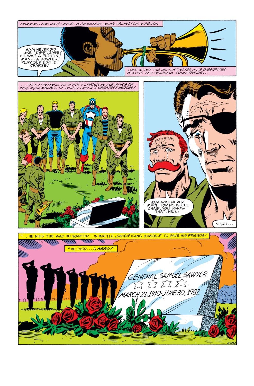 Captain America (1968) Issue #274 #190 - English 23