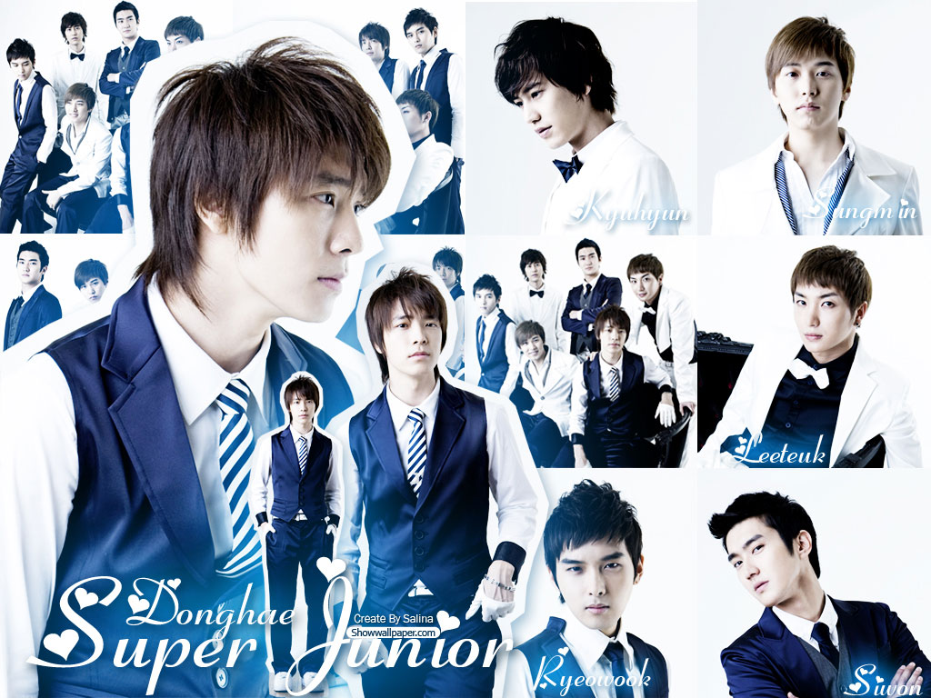 Hae SuperJunior wallpaper  Download Dong Hae SuperJunior Background