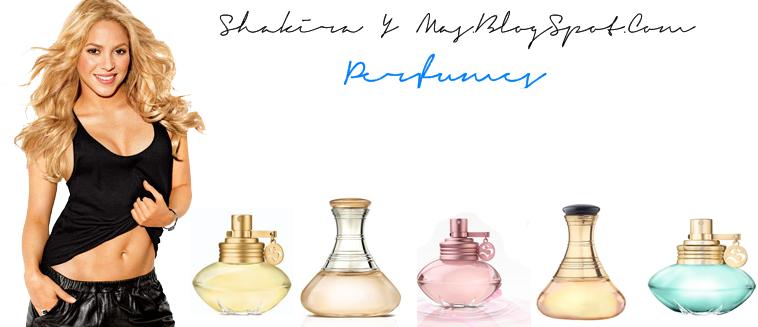 Shakira Y Mas | Perfumes
