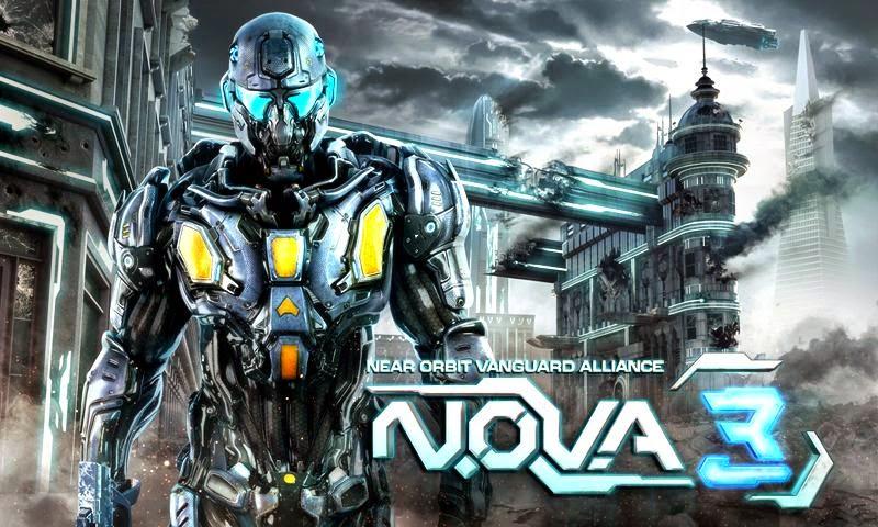 N.O.V.A. 3 – Near Orbit Vanguard Alliance Apk v1.0.8e