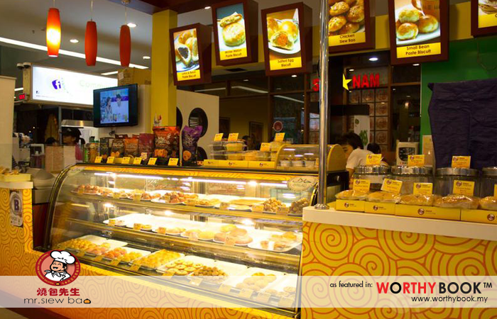 Mr.Siew Bao Worthybook Cake and bakeries