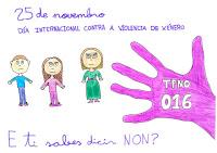 Día internacional contra a violencia de Xédnero