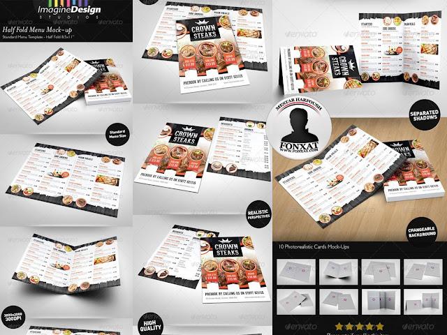 Design a menu No.32