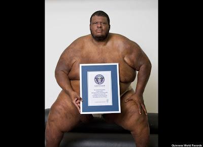 Heaviest Living Athlete