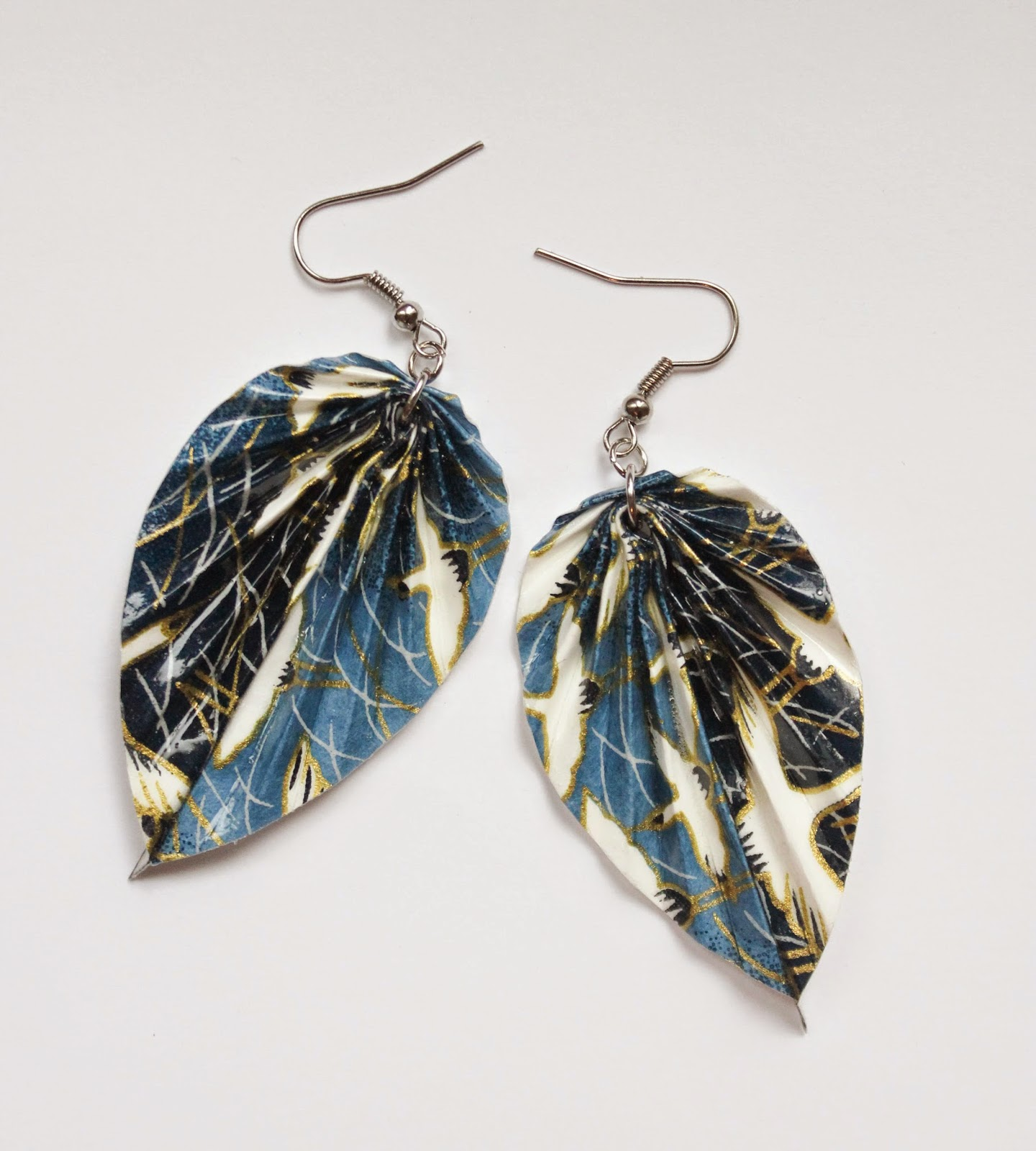pearl earrings and jewelry vogue origami jewelry and