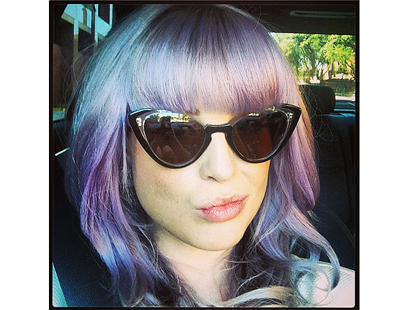 Kelly Osbournes Stunning New Hairstyle photo 1
