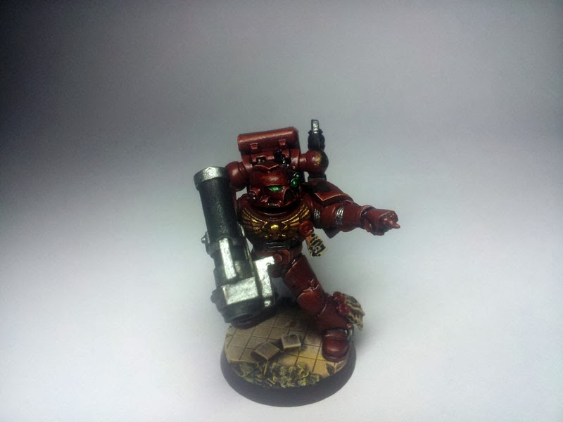BLOOD ANGELS - WARHAMMER 40000 1-3