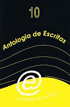 """""""Antologia de Escritas 10"""""""