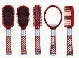cara menyisir rambut yang tepat perawatan rambut sabun natural