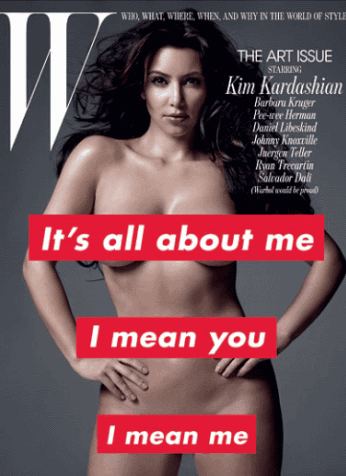 kim kardashian w cover pictures. every magazine cover since