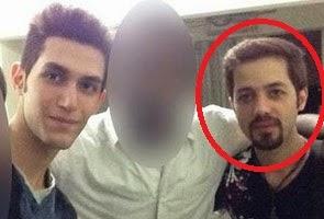 Delavar Seyed Mohammad Reza, gambar Delavar Seyed Mohammad Reza, lelaki kedua pegang pasport palsu, gambar Delavar Seyed Mohammad Reza di mh370, identiti pemegang pasport palsu mh370