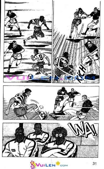 Jindodinho - Đường Dẫn Đến Khung Thành III Tập 64 page 31 Congtruyen24h
