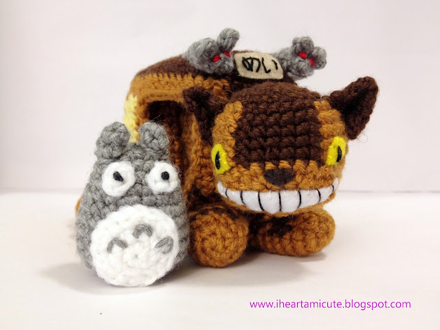 Totoro Catbus Amigurumi : Home Happy Home Blogspotcom Auto Cars Price And Release