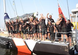Clipper Race comemora 20 anos em solo carioca