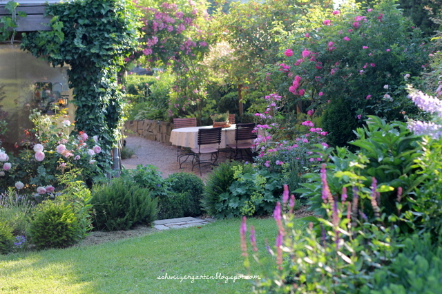 Ein schweizer garten all you need for Gartenbepflanzung planen