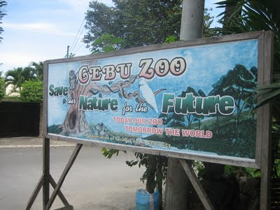 Cebu Zoo Visit Part 2: The Animals