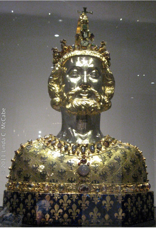 Karl der Grosse / Charlemagne, Orte der Macht, Essays