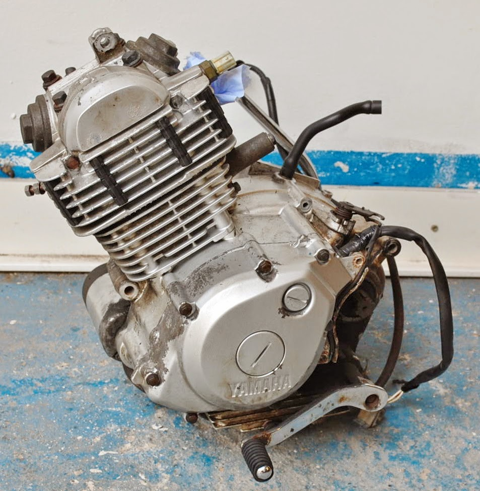 Yamaha Ybr 125 Owner Blog Yamaha Ybr 125 Engine Rebuild
